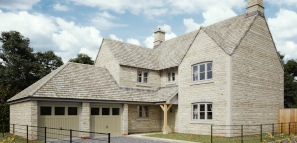 Hills Homes' Whitelands development