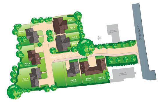 mendip_gardens_layout