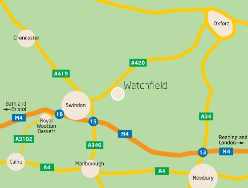 hills-homes-Watchfield-map-2