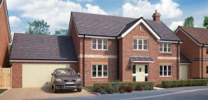 A stylish development located on the edge of the Cotswolds