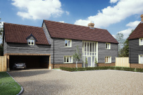 Plots 1 and 3 southside farm corston
