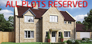 All the houses at this stunning development are now reserved
