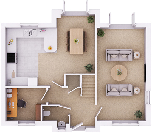 House Types and Floorplans